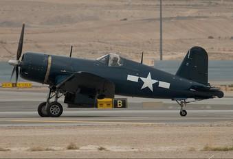 NX106FG - Private Goodyear FG Corsair (all models)
