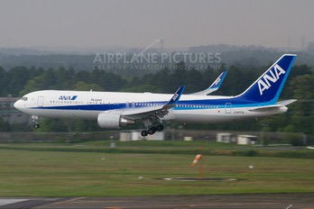 JA627A - ANA - All Nippon Airways Boeing 767-300ER