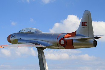 DT-923 - Denmark - Air Force Lockheed T-33A Shooting Star