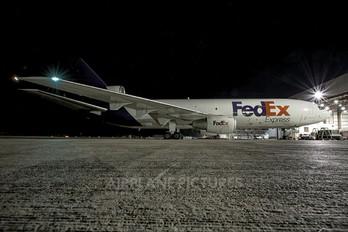 N566FE - FedEx Federal Express McDonnell Douglas MD-10-10F