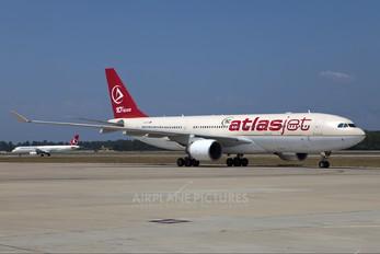 TC-ETL - Atlasjet Airbus A330-200