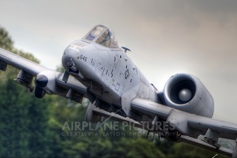 82-0649 - USA - Air Force Fairchild A-10 Thunderbolt II (all models)