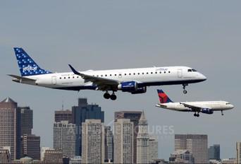 N203JB - JetBlue Airways Embraer ERJ-190 (190-100)