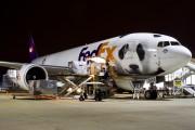 N850FD - FedEx Federal Express Boeing 777F aircraft