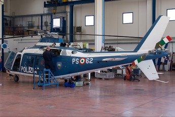 PS-62 - Italy - Police Agusta / Agusta-Bell A 109