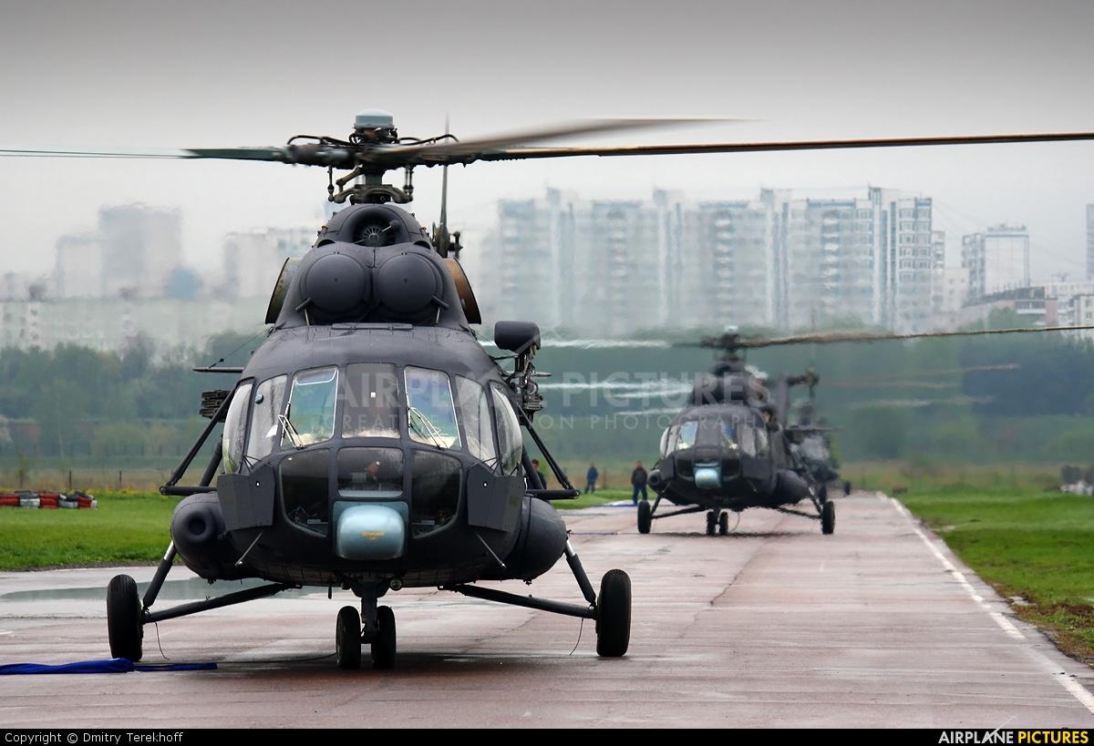 Russia - Air Force 88 aircraft at Moscow - Tushino