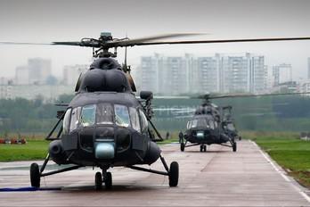 88 - Russia - Air Force Mil Mi-8MT