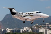PR-MJD - Private Embraer EMB-500 Phenom 100 aircraft