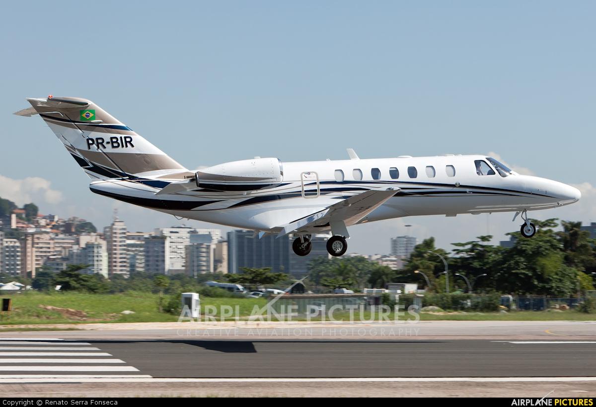 Private PR-BIR aircraft at Rio de Janeiro - Santos Dumont