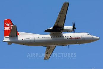 HP-1605PST - Air Panama Fokker 50