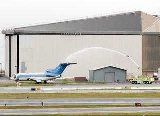 N7002U - Unknown Boeing 727-200