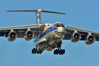 RA-76503 - Volga Dnepr Airlines Ilyushin Il-76 (all models)