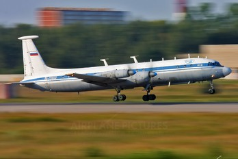 RA-75902 - Russia - Air Force Ilyushin Il-22