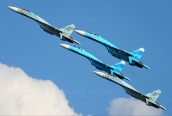 "06 - Russia - Air Force ""Falcons of Russia"" Sukhoi Su-27"
