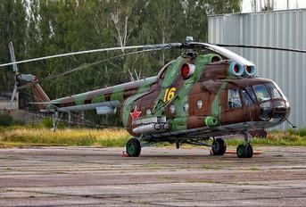 16 - Russia - Air Force Mil Mi-8