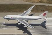 B-2467 - Air China Boeing 747-400 aircraft