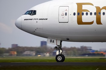 A6-EBA - Emirates Airlines Boeing 777-300ER