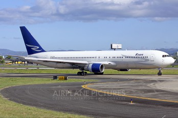 N123DN - Ryan International Airlines Boeing 767-300