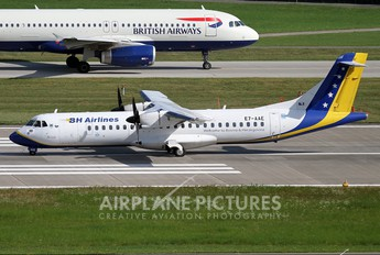 E7-AAE - Air Bosnia - BH Airlines ATR 72 (all models)