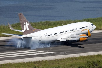 OY-JTD - Jet Time Boeing 737-300