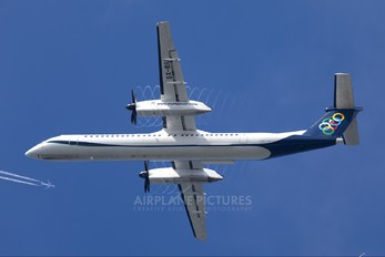 SX-BIU - Olympic Airlines de Havilland Canada DHC-8-400Q Dash 8