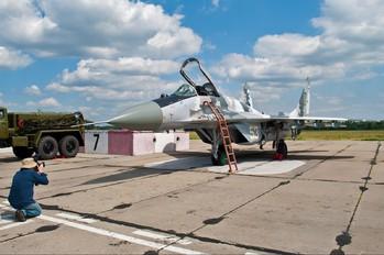 53 - Ukraine - Air Force Mikoyan-Gurevich MiG-29