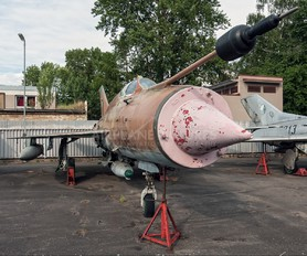 7705 - Czechoslovak - Air Force Mikoyan-Gurevich MiG-21MF