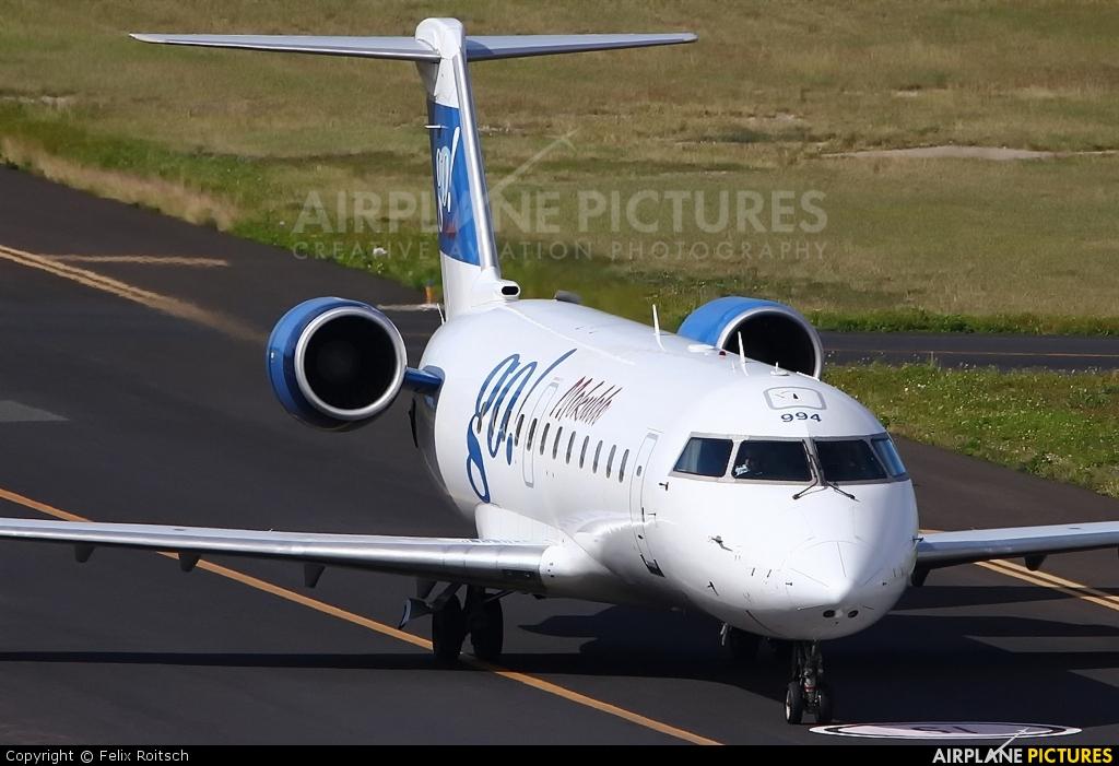 Go Mokulele N75994 aircraft at Honolulu Intl