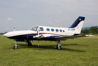 N738W - Private Cessna 414