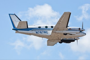 N767MC - Private Beechcraft 90 King Air