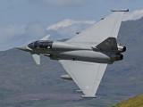 ZJ804 - Royal Air Force Eurofighter Typhoon T.3 aircraft