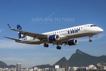 PP-PJQ - Trip Linhas Aéreas Embraer ERJ-190 (190-100)
