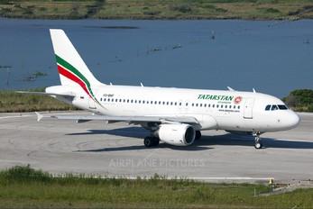 VQ-BNF - Tatarstan Airbus A319