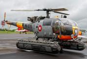 M-070 - Denmark - Navy Sud Aviation SA-316 Alouette III aircraft