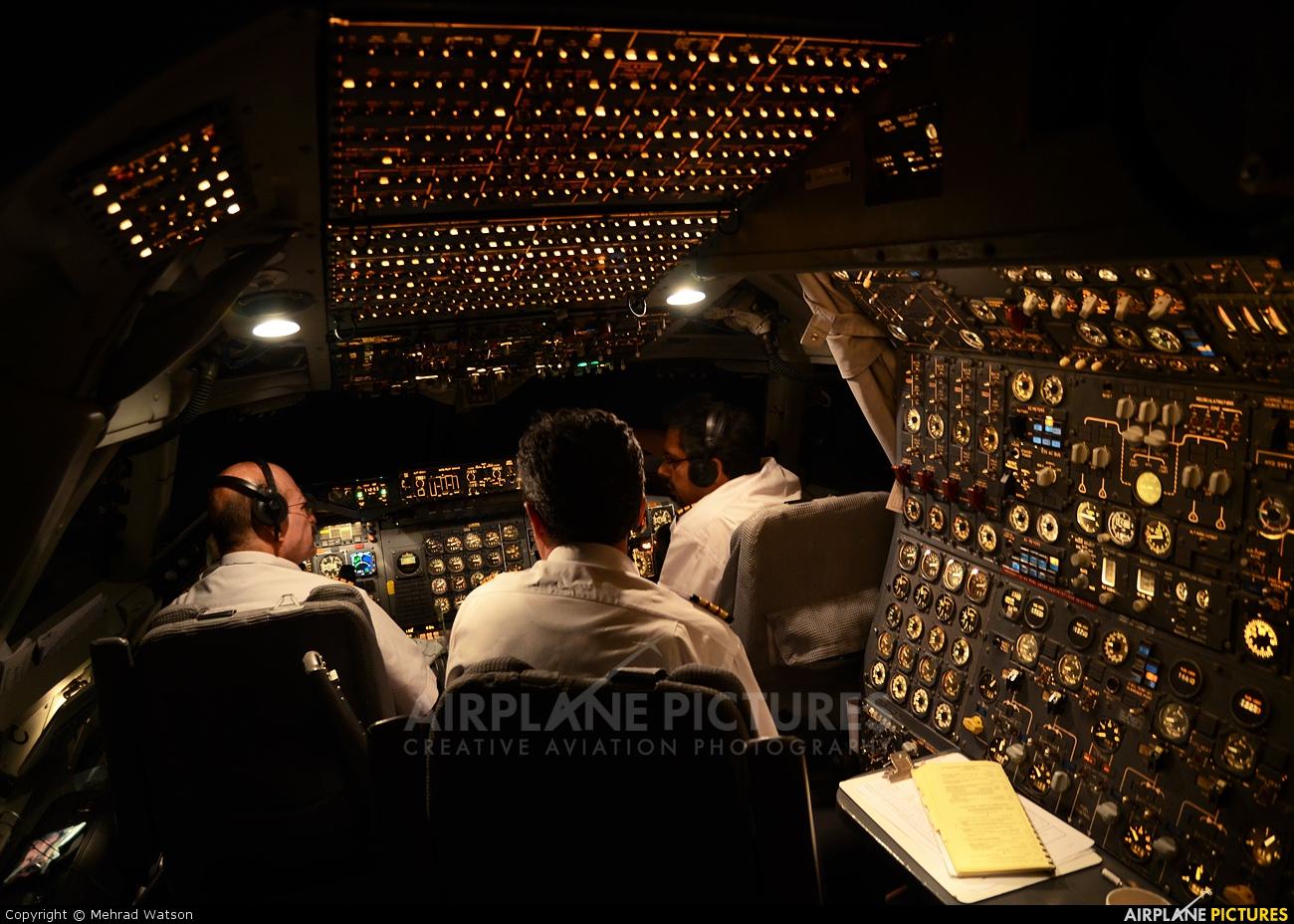 Iran Air EP-IAM aircraft at In Flight - Iran