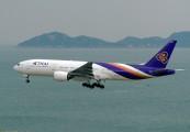 HS-TJH - Thai Airways Boeing 777-200 aircraft