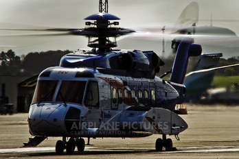 LN-ONV - Bristow Helicopters Sikorsky S-92