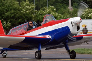 OK-KMR - Východočeský aeroklub Pardubice Zlín Aircraft Z-226 (all models)