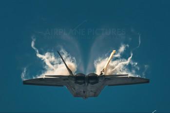 09-4183 - USA - Air Force Lockheed Martin F-22A Raptor
