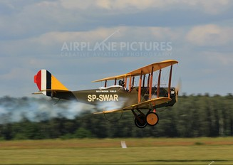 "SP-SWAR - Private Curtiss JN-4 ""Jenny"""