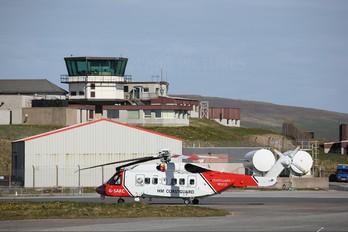 G-SARC - CHC Scotia Sikorsky S-92