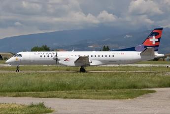 HB-IZH - Darwin Airline SAAB 2000