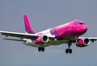 HA-LWD - Wizz Air Airbus A320