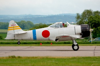 F-AZRO - Private North American Harvard/Texan mod Zero