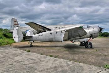 N96240 - Private Beechcraft 18 Twin Beech, Expeditor