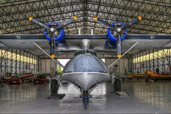 N423RS - Private Consolidated PBY-5A Catalina