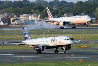 N588JB - JetBlue Airways Airbus A320