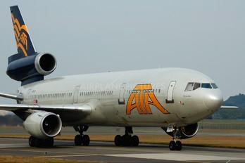 N701TZ - ATA Airlines McDonnell Douglas DC-10-30