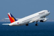 RP-C8610 - Philippines Airlines Airbus A320 aircraft