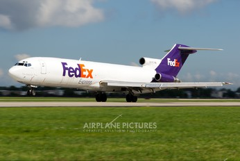 N211FE - FedEx Federal Express Boeing 727-200F (Adv)